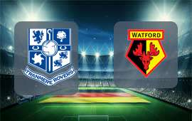 Tranmere Rovers - Watford